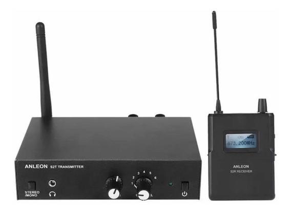 Transmissor Anleon S2 + Fone Kz Zst Pro
