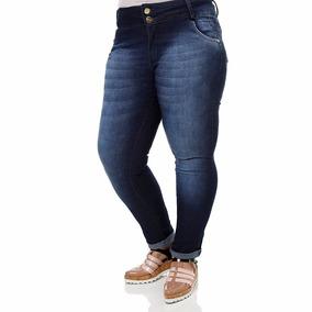 Kit 08 Calças Jeans Plus Size - Calças Jeans Feminina