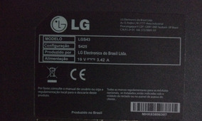 Kit Placa Mãe Notebook Lg Model Lgs43 Completa +processador.
