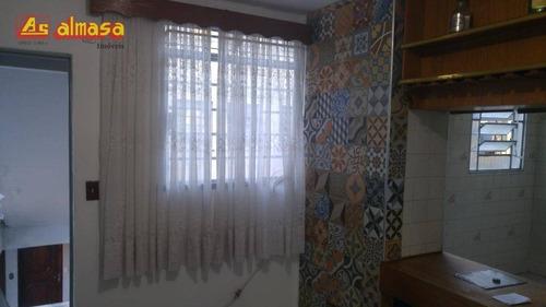 Imagem 1 de 19 de Apartamento Com 2 Dormitórios À Venda, 43 M² Por R$ 140.000,00 - Jardim Tranqüilidade - Guarulhos/sp - Ap0559