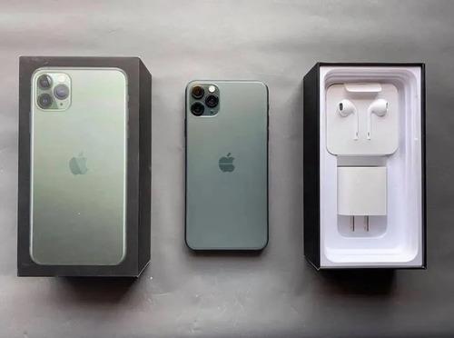 Apple iPhone 11 256gb Pro Max Medianoche Verde