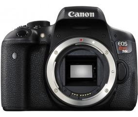 Câmera Canon Rebel T6i Somente Corpo -pronta Entrega