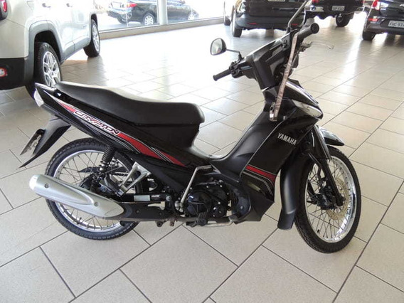 Yamaha Crypton 100 2014
