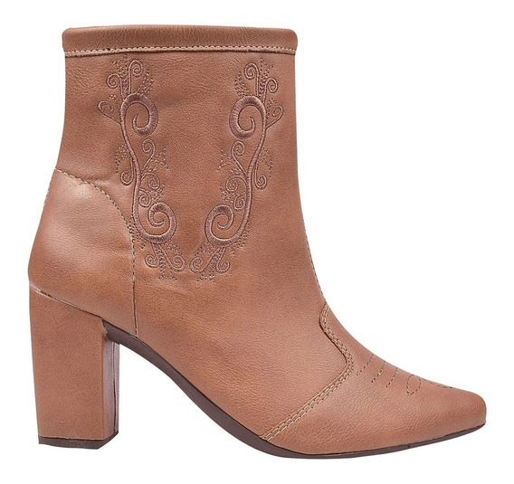 Bota Coturno Sapato Feminino Chiquiteira Chiqui/3722
