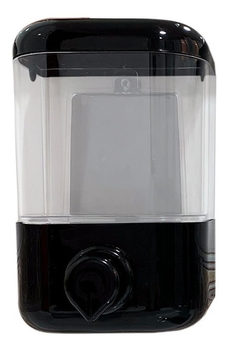 Dispensador Jabon Liquido Gel Antibacterial 500ml Negro