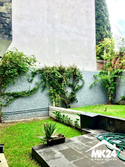 Casa En Venta Con Jardin Colonia Unidad Modelo