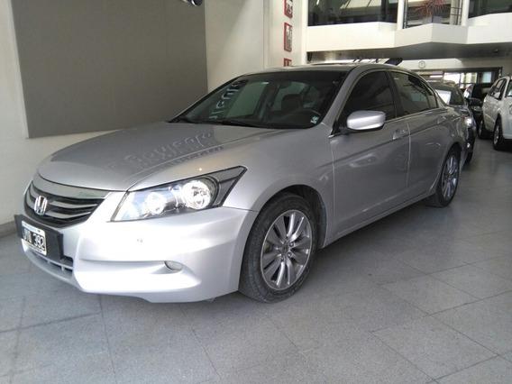 Honda Accord 2.4 Ex-l At G8 2011 Financiación Permuta