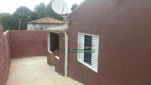Imagem 1 de 8 de Chácara Com 4 Dormitórios À Venda, 1000 M² Por R$ 275.000,00 - Boa Vista - Caçapava/sp - Ch0206
