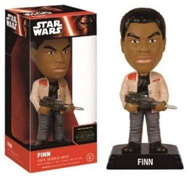 Muñeco Finn Star Wars Funko Bobble Head Coleccion Rdf1