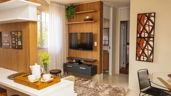 Vendo Apartamento De 01 Quarto Com Suite No Bairro Salgado Filho Em Belo Horizonte! - 1324