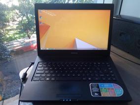 Notebook Positivo Unique S2050 4gb Hd 320gb 14 Celeron