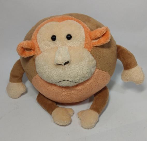 Macaco Pelúcia Goofballz 14 Cm