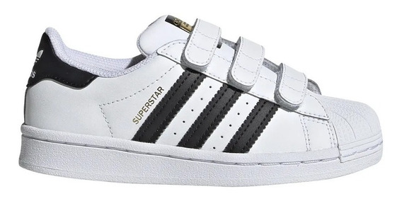 Zapatillas adidas Originals Superstar Con Abrojo Niños