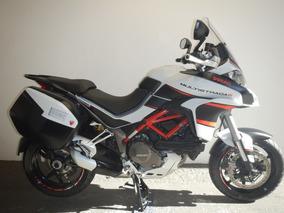 Ducati Multistrada 1200 S Touring - 10.000 Km !