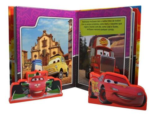 Imagem 1 de 2 de Carros - Encaixe E Brinque