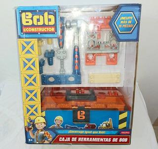 Bob El Constructor Mega Bloks Caja De Herramientas Enviograt