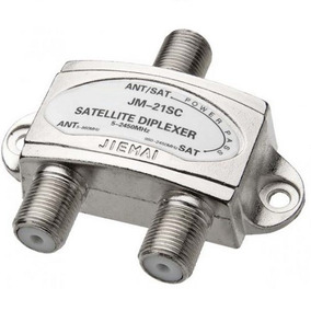 Chave Diplexer 1x2 Ant/sat 5-2450mhz