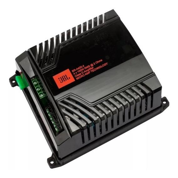 Modulo Jbl Br-a400.4 Amplificador 4 Canais