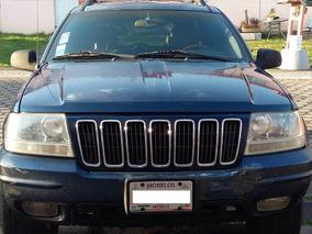 Jeep Grand Cherokee 5p Edicion Limited 4 X 2 Mod. 2000
