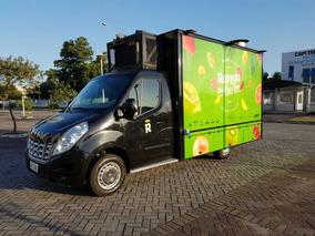 Food Truck - Completissimo - 4500km Rodados.