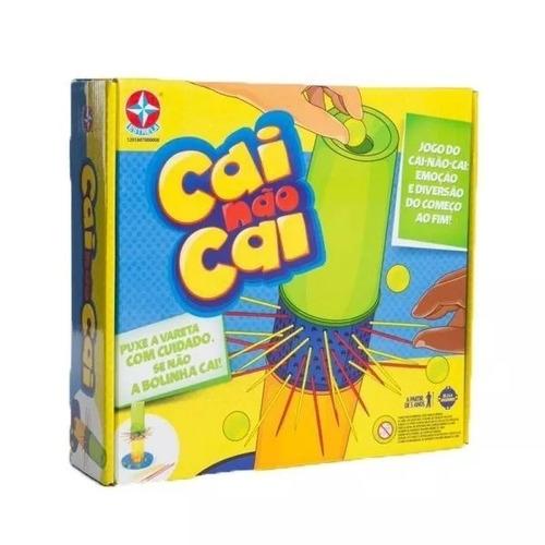 Imagem 1 de 3 de Jogo Cai Nao Cai Pega Vareta - Original Brinquedos Estrela
