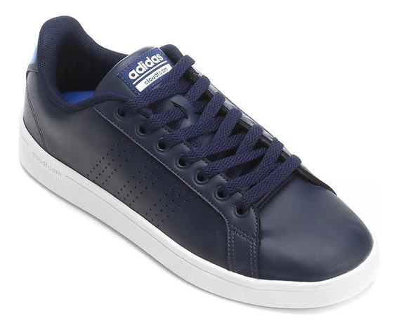 Tênis adidas Cf Advantage Clean Masculino - Azul
