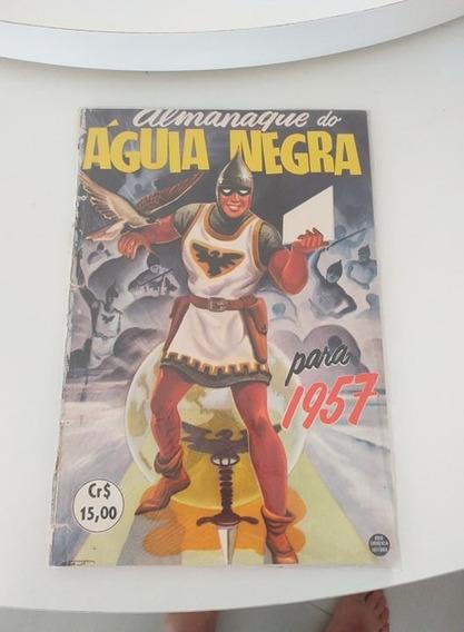 Almanaque Do Aguia Negra 1957 (frete Gratis)