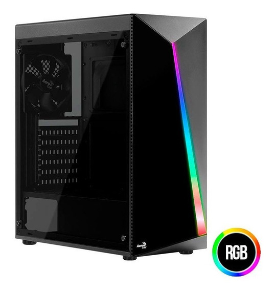 Pc Gamer Amd - 8gb Ddr4 -ssd 240gb - Rx 550 4gb - Ws43