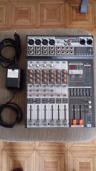 Mesa Soundcraft Sx802fx Usb