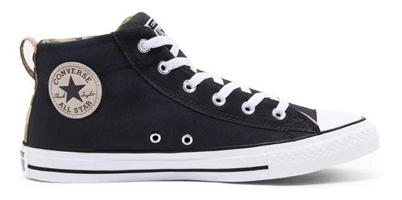 zapatillas de verano hombre converse negro