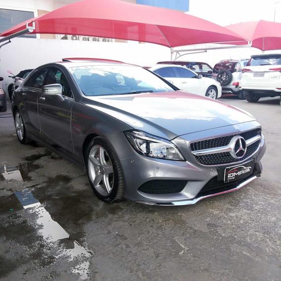Mercedes-benz Classe Cls 3.0 4p 2015