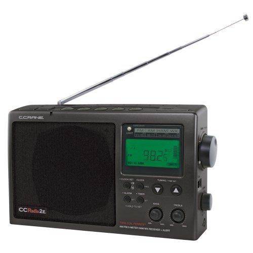 C. Crane Ccradio-2e Enhanced Portable Am ??am Weather Y Band