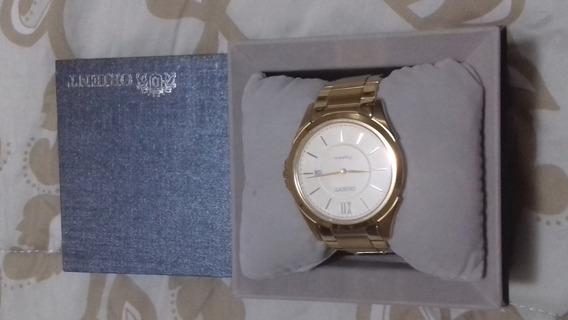 Relógio Orient Saphire Mgsss002 - Novo - Nota Fiscal