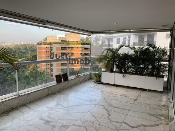 Apartamento Para Alugar No Bairro Vila Nova Conceição Em - 9512319-2