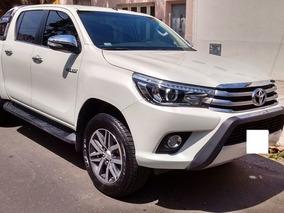 Vendo Toyota Hilux 4x4 D/c Srx 2.8 Tdi A/t Año 2016