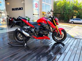 Suzuki Gsx-s750 A 2017/2018 Vermelha