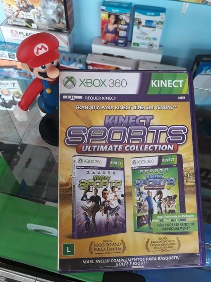 Kinect Sports Ultimate Collection Xbox 360 Original (usado)