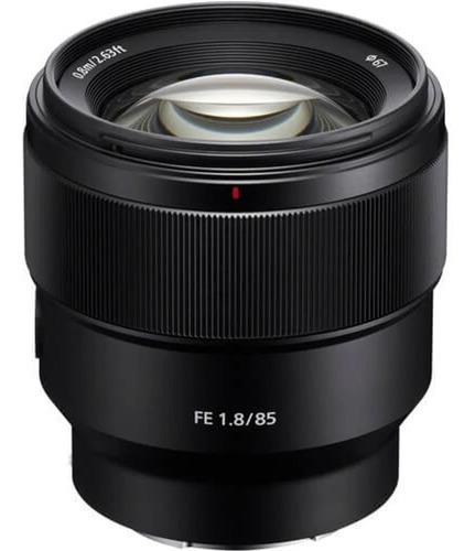 Lente Sony Sel Fe 85mm F/1.8