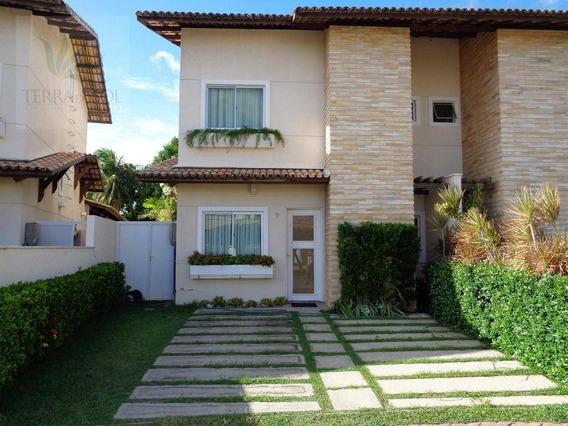 Casa Em Condomínio No Melhor Do Eusébio - Ca0491