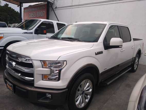 Ford Lobo 3.5 Doble Cabina Lari 4x2 At 2016