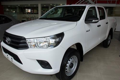 Toyota Hilux 4x2 Dx 2.4 Tdi  Plan Adjudicado Sarthou