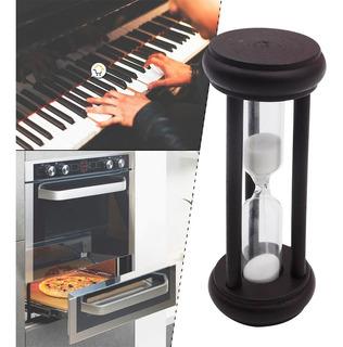 Mini Reloj De Arena Decorativo 1 Minuto Madera Cocina Sl-02