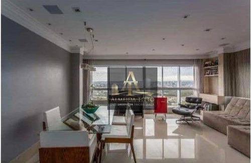 Imagem 1 de 28 de Apartamento Em Alphaville Para Renda. 2 Dorms, 2 Vags E Lazer Completo! - Ap3288