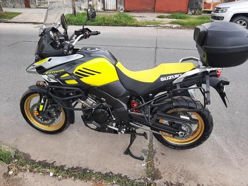 Suzuki  Vstron  1000xt