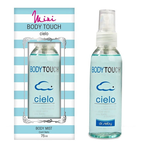 Body Touch Mini Dr. Selby 75 Ml Cielo