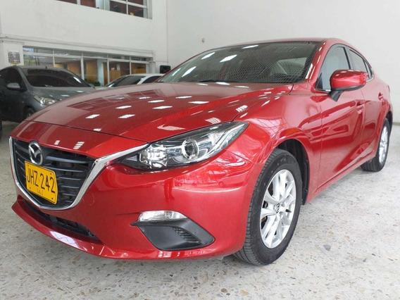 Mazda 3 Prime At 2017 Rojo
