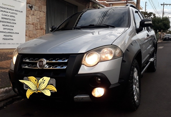 Fiat Strada 1.8 Adventure Locker Ce Flex 2p 2009