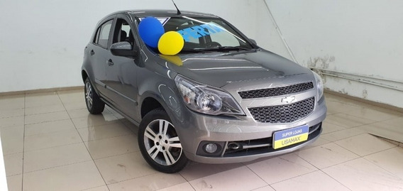 Chevrolet Agile 1.4 Mpfi Ltz 8v Flex 4p Manual 2012/2013