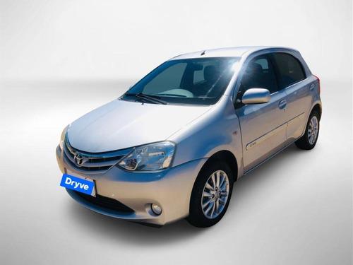 Imagem 1 de 8 de  Toyota Etios Xls 1.5 16v Flex