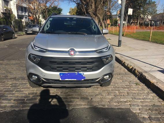 Fiat Toro Freedom 4x4 At9 - Service Oficiales. En Garantia